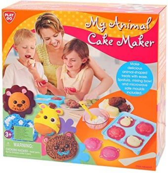 Playgo My Animal Cake Maker Model - Online in Dubai Abu Dhabi