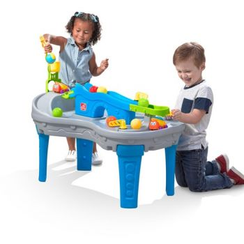 Shop Step2 Ball Buddies Truckin & Rollin Play Table
