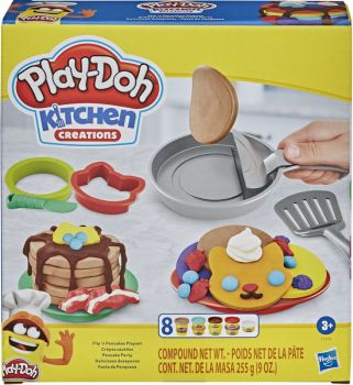 Play-Doh Kitchen Creations Flip n Pancakes Online in UAE