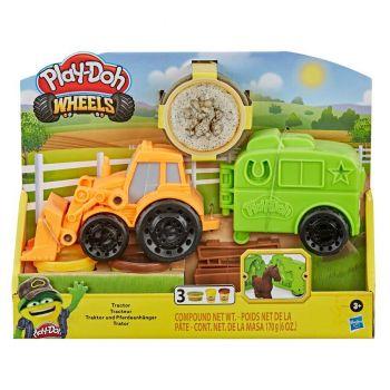 Play-Doh Wheels Tractor Online in UAE
