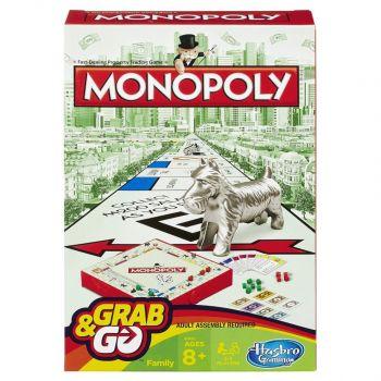 Hasbro Monopoly Grab & Go Travel Game Online in UAE