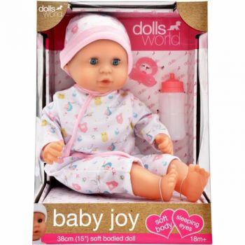Dollsworld Baby Joy White