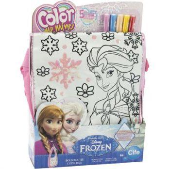 Cife Color Me Mine Sequeen Frozen Cutie Rosa