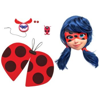 Miraculous Lady Bug Deluxe Dress Up Set 50628