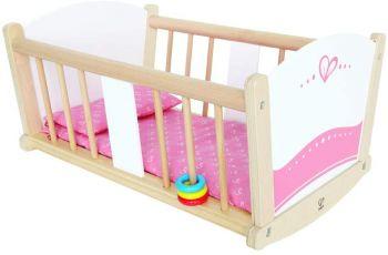 Hape Rock-a-bye Baby Cradle E3601