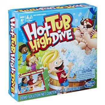 Hot Tub High Dive Game E1919
