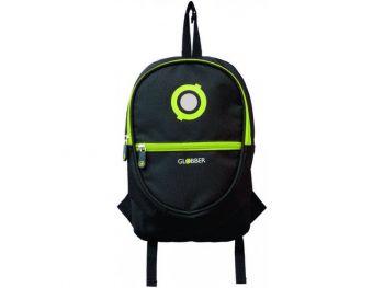 Globber Junior Backpack Black Lime Green Online in UAE