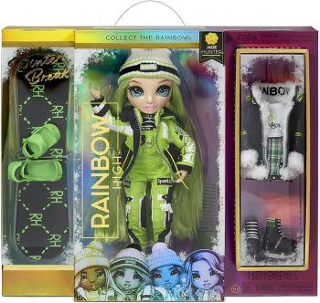 Rainbow High Winter Break Jade Hunter Fashion Doll MGA-574781