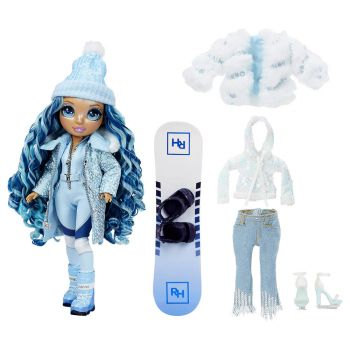 Rainbow High Winter Break Skyler Bradshaw Fashion Doll MGA-574798
