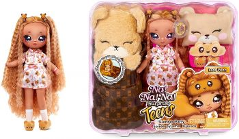 Na! Na! Na! Surprise Teens Slumber Party Lara Vonn Doll MGA-575177