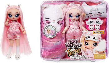 Na! Na! Na! Surprise Teens Slumber Party Mila Rose Doll MGA-575177