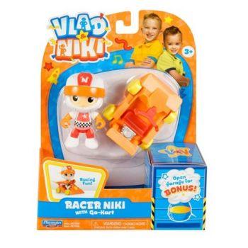 Vlad & Niki Racer Niki with Go Kart 57550/57556