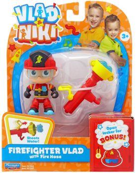 Vlad & Niki Firefighter Vlad with Fire Hose 57550/57557