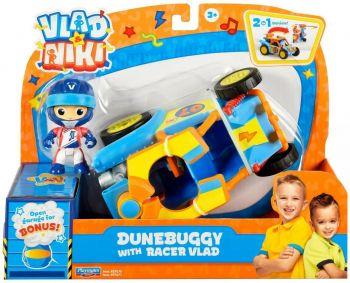 Vlad & Niki Dune Buggy with Racer Vlad 3inch 57670/57671