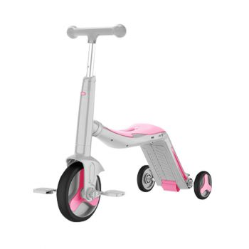 3 in 1 Childrens Scooter Pink 868S