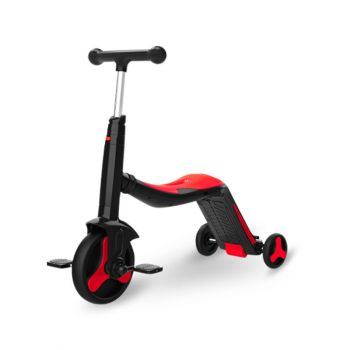 3 in 1 Childrens Scooter Red 868S