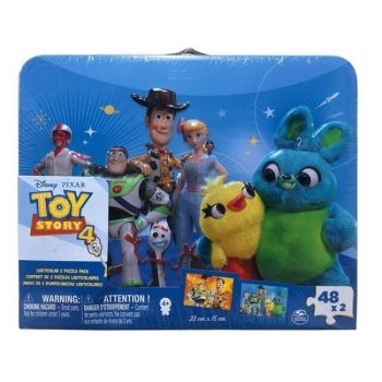 Toy Story Puzzle Lent Tin with Handle Online in UAE