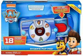 Paw Patrol Ryders Pup Pad 6058332