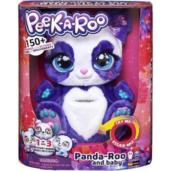 Peek-A-Roo Interactive Pet - Plush Toy - 6060420