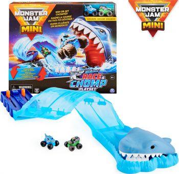 Monster Jam Mini Modular Race Set 6060718