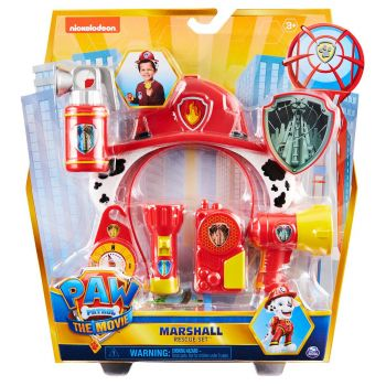 Paw Patrol Movie Action Gear Rescue Chase Assorted 6061541