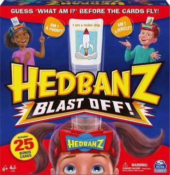 Hedbanz Blast-Off Game 6062194