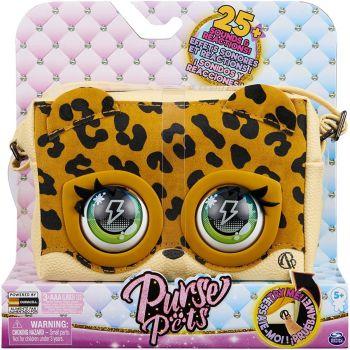 Purse Pets Leopard 6062243