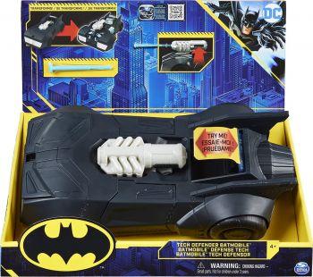 DC Batman Vehicle Batmobile Tech Defender 6062755