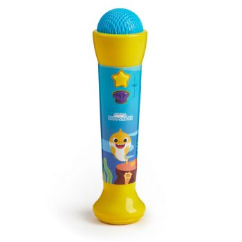 Pinkfong Baby Shark Silly Sing-Along Microphone 61117