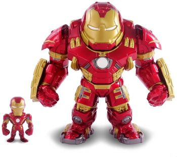 Marvel Hulkbuster 6inch and Ironman 2inch 253223002