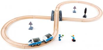 Hape Passenger Train Set E3729