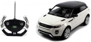 Rastar RC Range Rover Evoque 1:14 Scale White 47900
