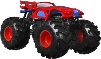 Hot Wheels Marvel Spiderman Monster Truck Die Cast Car FYJ83/GTJ33