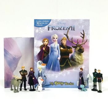 Disney Frozen 2 My Busy Books 2764349254
