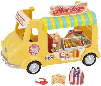 Sylvanian Families Hot Dog Van Set 5240