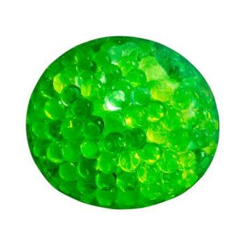 Orb Bead Ball Bubbleezz Squishy & Splat Beadiballz GreenOnline in UAE