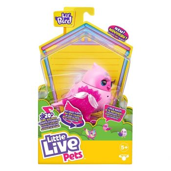 Little Live Pets Lil Bird Single Pack Tiara Tweets Online in UAE