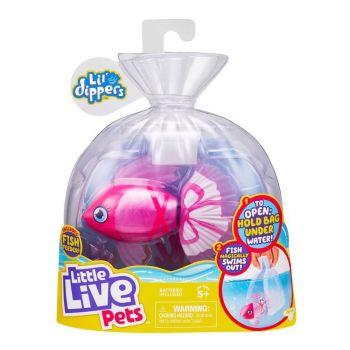 Little Live Pets Lil Dippers Fish Season 2 Bellariva Online in UAE