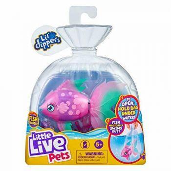 Little Live Pets Lil Dippers Fish Season 2 Seaqueen Online in UAE