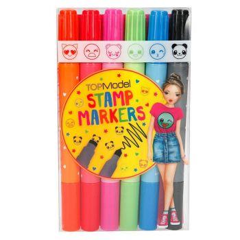 TOPModel Create Your Hand Design Colouring & Sticker Book Online in UAE