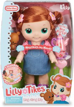 Little Tikes Sing-along Lilly Doll 654749