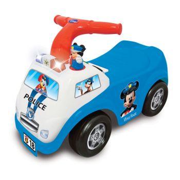 Kiddieland Disney Mickey Mouse Police Drive Along RideOn Online in UAE