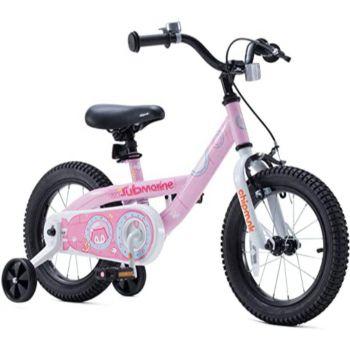 Chipmunk Bicycle Submarine 12inch Pink Online in UAE