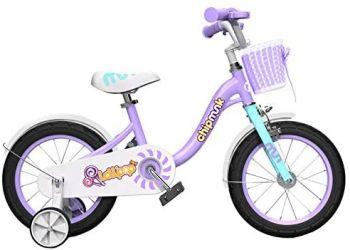 Chipmunk Bicycle MM 14inch Purple Online in UAE
