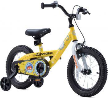 Chipmunk Bicycle Submarine 14inch Yellow Online in UAE