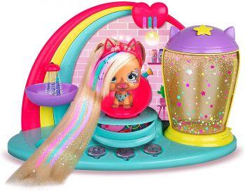 IMC Toys VIP Pets Fabio & Fabia Hair Salon Playset 711723