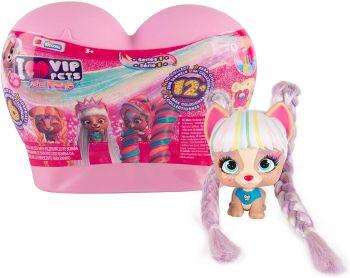 VIP Pets Mini Fans Surprise Collectable Mini Dog Doll - Assorted Surprise Model