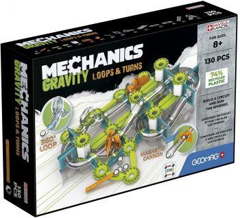 Geomag Mechanics Gravity RE Loops & Turns 130 00763