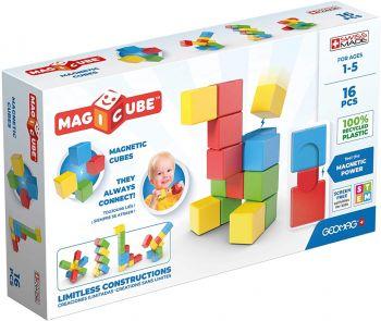 Geomag Magicube Building Kit Try Me 16pcs 00067