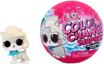 LOL Surprise! Color Change Pets with 6 surprises MGA-576334